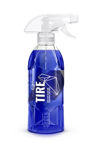 Lastik Parlatıcı - Tire 400ml